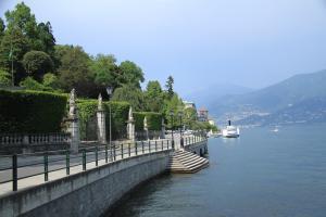 Lakeside promenade Tremezzo