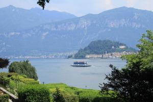 View from villa Carlotta to Bellagio