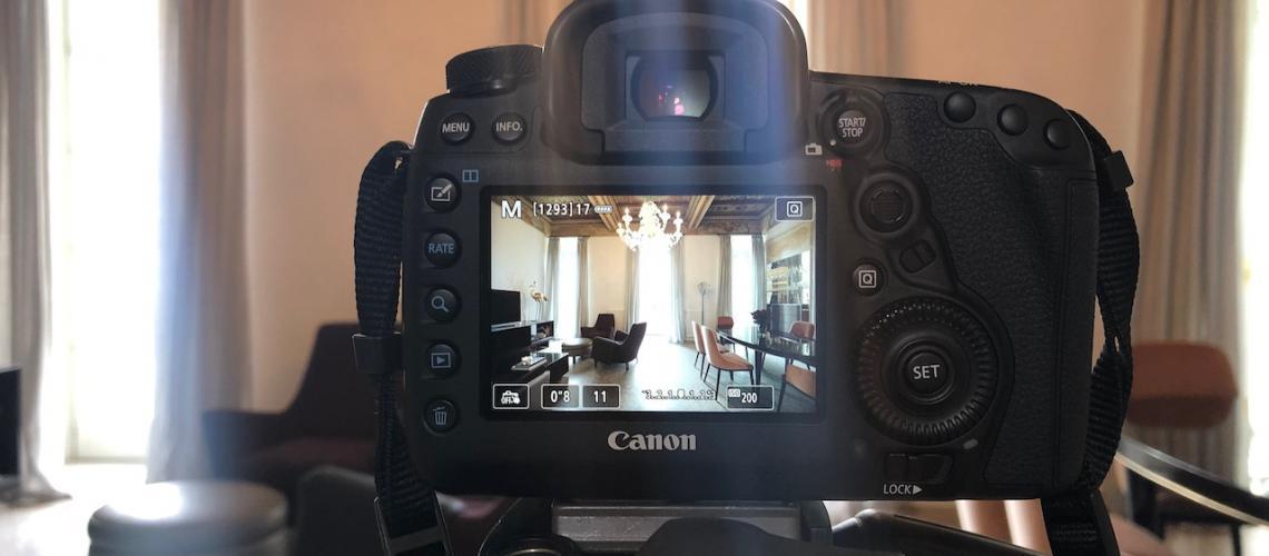 Prepare for sale property on Lake Como